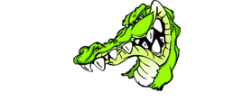 Crazy Gatorland Carts